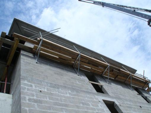 CONCARNEAU Arbousiers Construction Logements Collectifs (1)