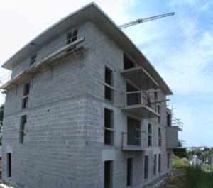 CONCARNEAU Arbousiers Construction Logements Collectifs (4)