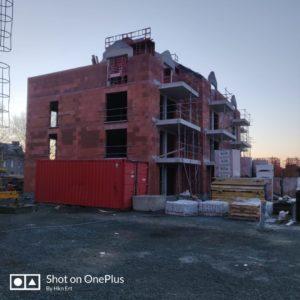 CONCARNEAU Construction Logements Collectifs (1)