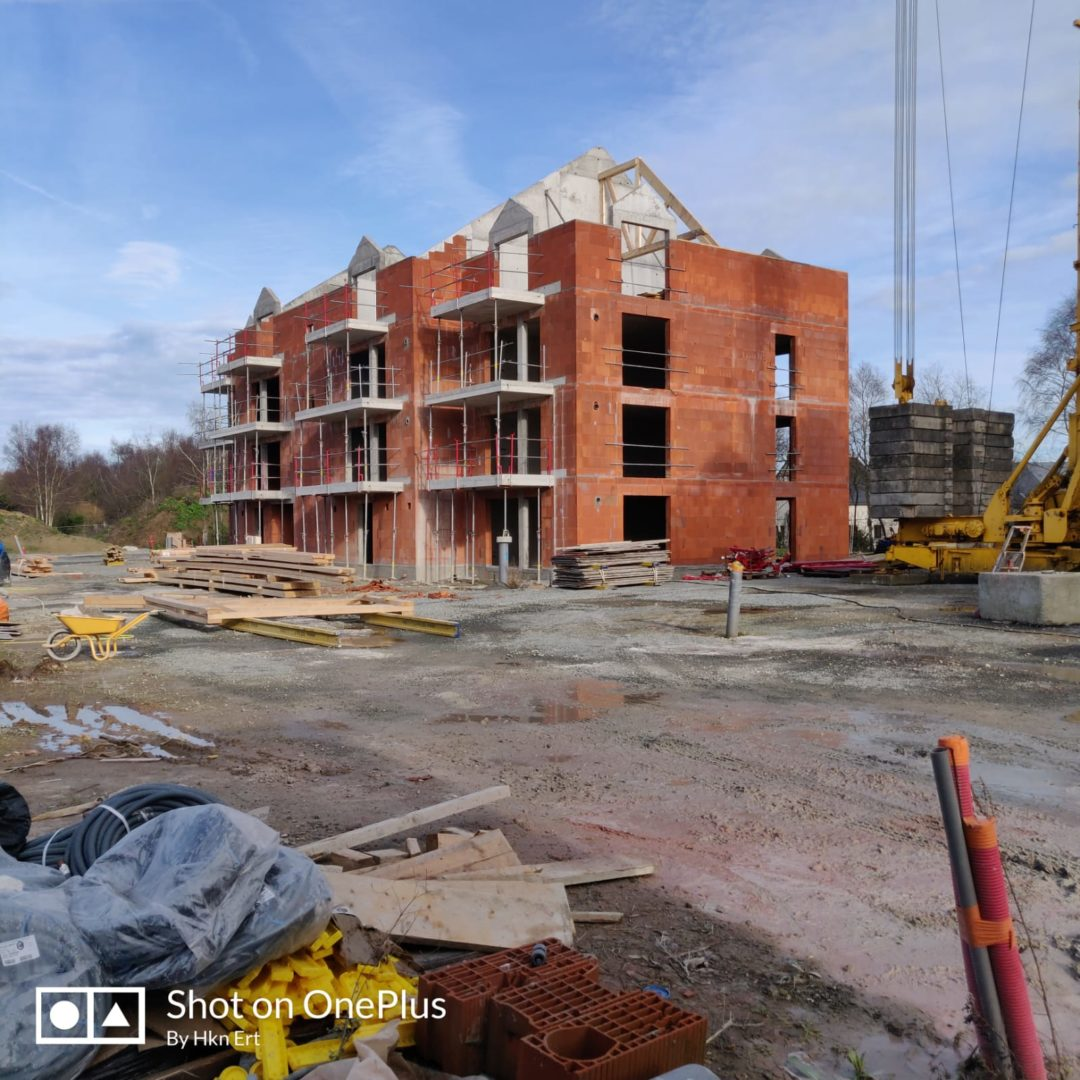 CONCARNEAU Construction Logements Collectifs (2)