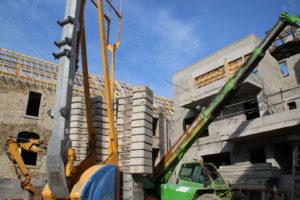 CONCARNEAU Le Lin Construction Logements Collectifs (106)