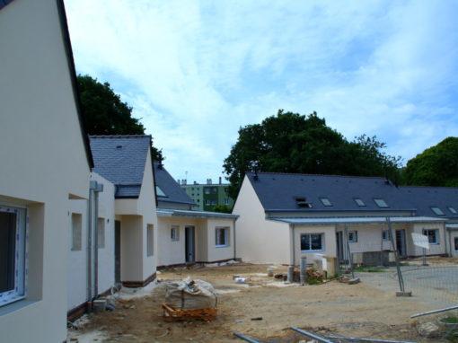 Concarneau Les Cerisiers Construction Logements Individuels et Collectifs (13)
