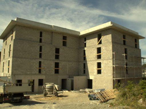 Concarneau Les Cerisiers Construction Logements Individuels et Collectifs (26)