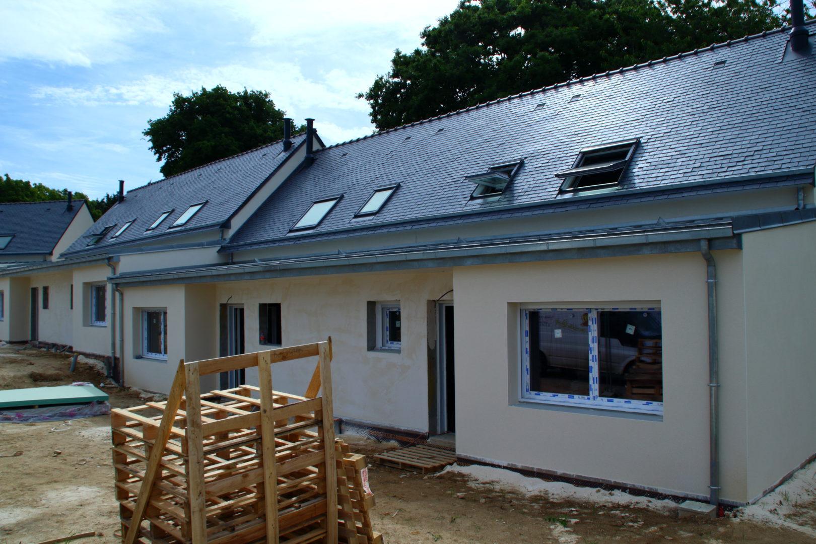 Concarneau Les Cerisiers Construction Logements Individuels et Collectifs (3)