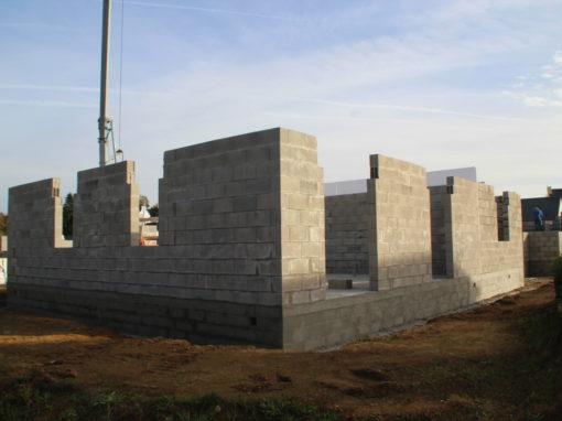 Ergué-Gabéric Construction Logements Collectifs (2)