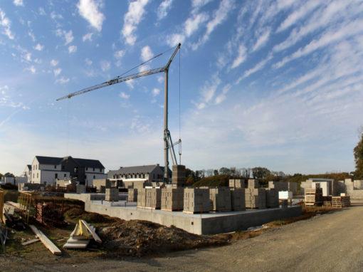 Ergué-Gabéric Construction Logements Collectifs (8)