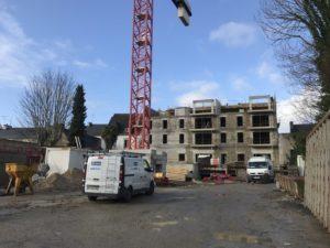 FOUESNANT Les Hauts de Cornouaille Construction Logements Collectifs (8)