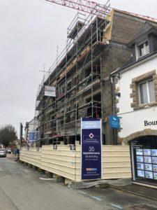 Fouesnant Les Hauts de Cornouaille Construction Logements Collectifs (3)