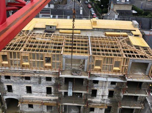 Fouesnant Les Hauts de Cornouaille Construction Logements Collectifs (4)