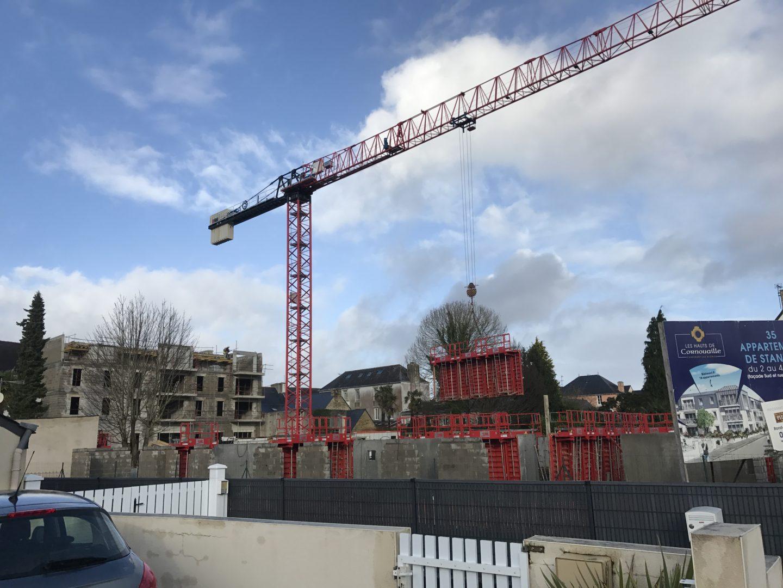 Fouesnant Les Hauts de Cornouaille Construction Logements Collectifs (5)