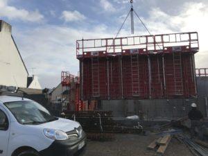 Fouesnant Les Hauts de Cornouaille Construction Logements Collectifs (9)