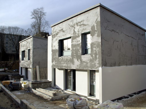 QUIMPER KERMOYSAN Construction Logements Collectifs (3)