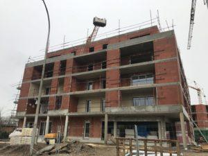 QUIMPER NEXITY SULLY Construction 250 Logements