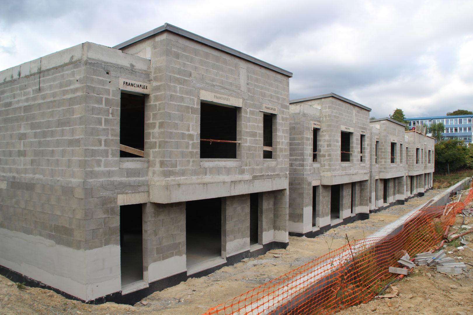 Quimper Kermoysan Construction Logements Collectifs (2)