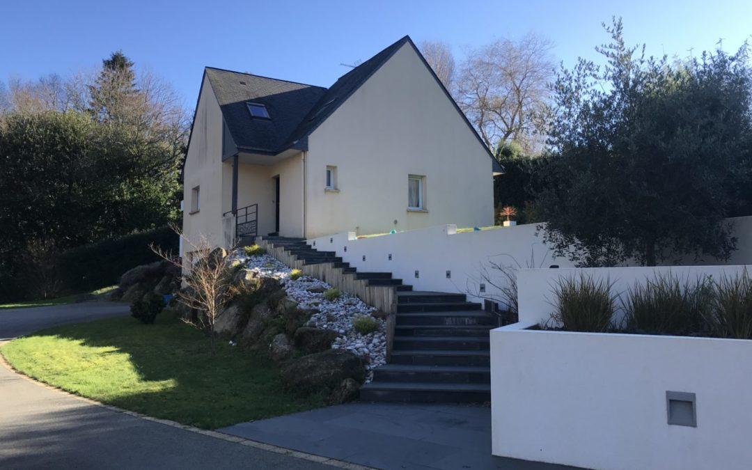 Rénovation Extension Maison Individuelle – Quimper