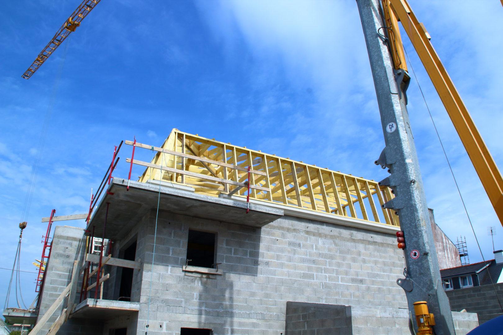 Rosporden Construction Logements Collectifs (1)
