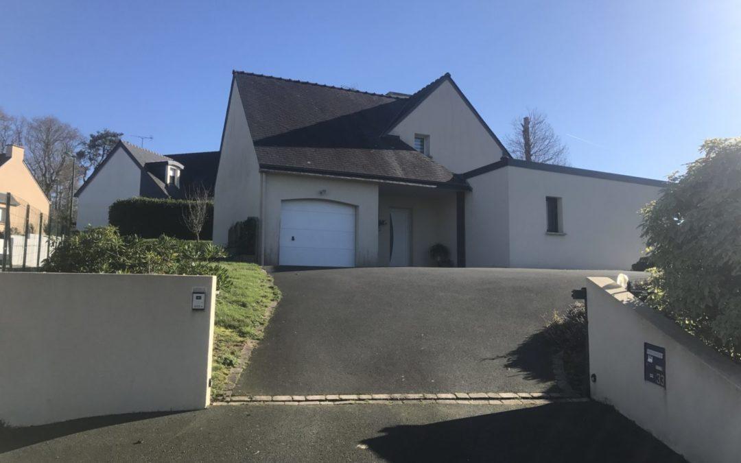 Extension Maison Individuelle – Saint-Evarzec