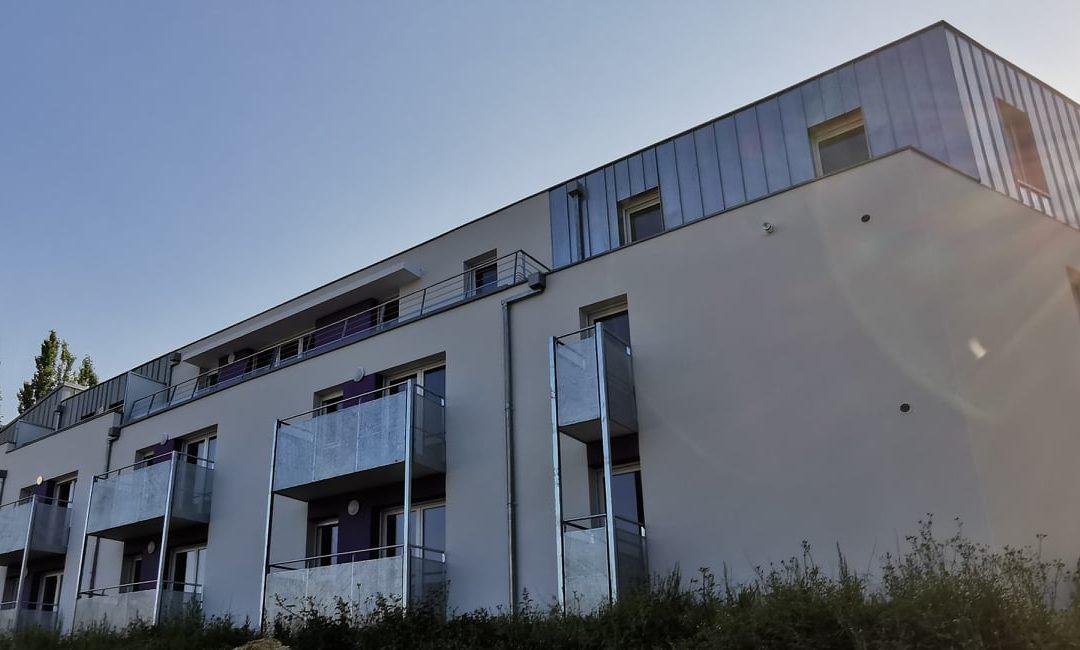 [LIVRAISON]  La livraison des appartements de la résidence d…