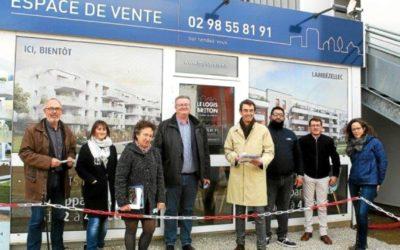 Guipavas : lancement du programme «Les Hauts de Kerdanné» – Le Logis Breton